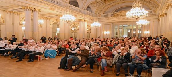 Conmemoración del Día del Jubilado en la Legislatura Porteña