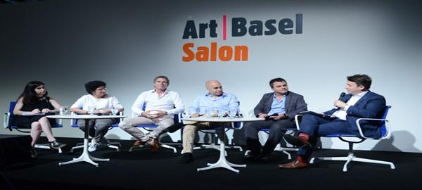 Horacio Rodríguez Larreta asistió a la muestra anual de Art Basel en Miami