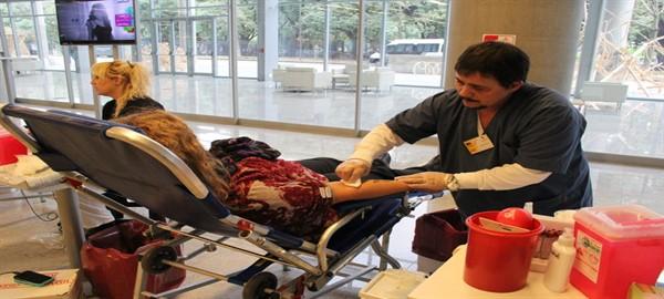 Nueva campaña de  donación de sangre el 17 y 19 de Enero