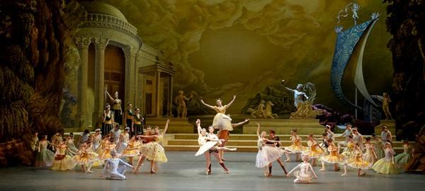 El Ballet del Teatro Colón abre su temporada con Sylvia