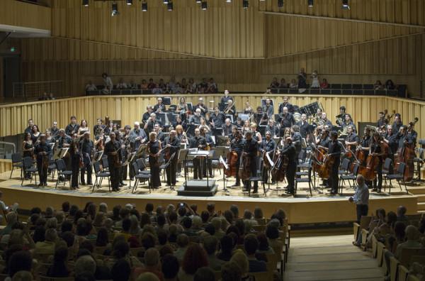 La Orquesta Estable del Teatro Colón, gratis en la Usina del Arte