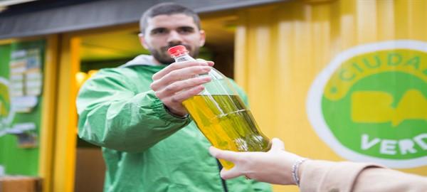 Ecologia: 7.000 litros de aceite vegetal usado fueron recolectaron en la ciudad