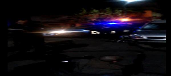 Un nuevo accidente en la esquina de Primera Junta y Av San Juan Bautista Lasalle