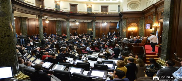 Compacto de la sesion de la Legislatura Porteña del 13 de Julio