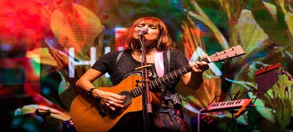 Hilda Lizarazu en La Usina con entrada gratuita