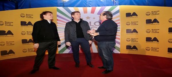Diego Santilli presentó el programa de actividades culturales y recreativas para las vacaciones de invierno