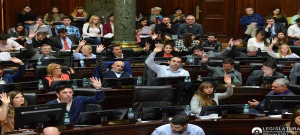 Compacto de la Sesión Ordinaria de la Legislatura Porteña del  3 de agosto de 2017