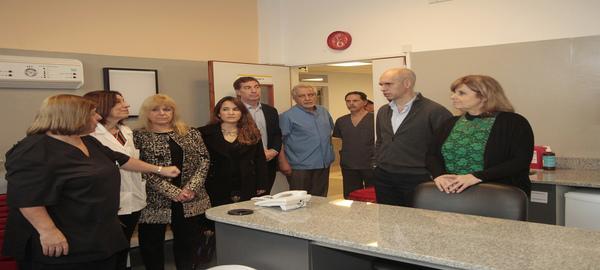 Sala de neonatología Hospital Penna-A