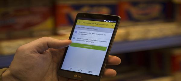La app 147 se renovo  y ahora podes hacer tus denuncias sobre derechos del consumidor