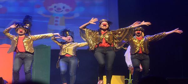 """Festejos por el """"Día del niño en El Gran Rivadavia"""" con canciones de la infancia"""
