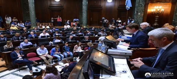 Legislatura Porteña: Compacto de la   Sesión Ordinaria del jueves 16 de noviembre de 2017