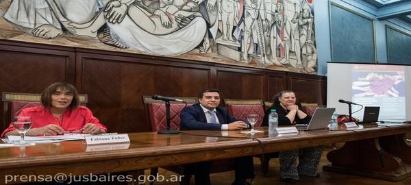 El Consejo de la Magistratura Porteña  realizo las III Jornadas de Reflexión sobre Violencia de Género
