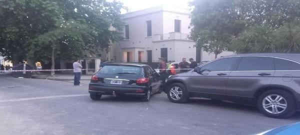 Dos policías fueron asesinados por un delincuente que luego fue muerto por agente en Liniers