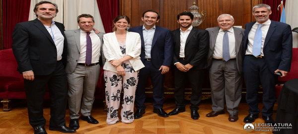Legislaatura Porteña Juraron cuatro Subsecretarios