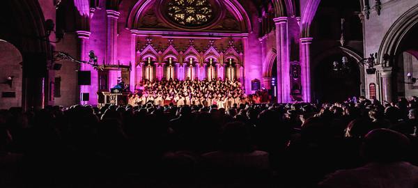 "Si te gusta el ""GOSPEL"" no te podes perder este Jueves el Argentina Gospel Choir en la USINA"