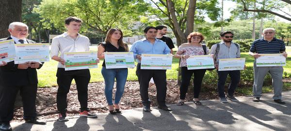 La Ciudad presento los proyectos ganadores del Ba Elige 2017 en el Parque Avellaneda