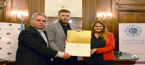 La Organización No Gubernamental Grooming Argentina fue declarada de interés social de la Ciudad