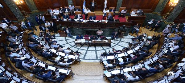 Legislatura Porteña: Resumen de la sesión del 19 de Abril de 2018