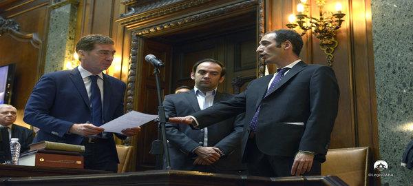 Legislatura Porteña: Resumen de la sesión del 15 de Marzo de 2018