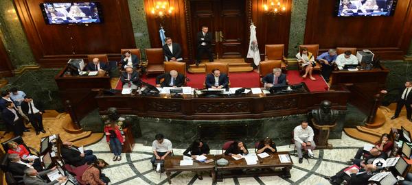Legislatura Porteña: Resumen de la sesión del 22 de Marzo de 2018