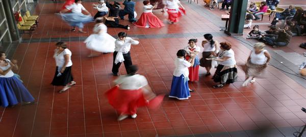 Agenda del mes de Mayo del Programa Cultural en Barrios