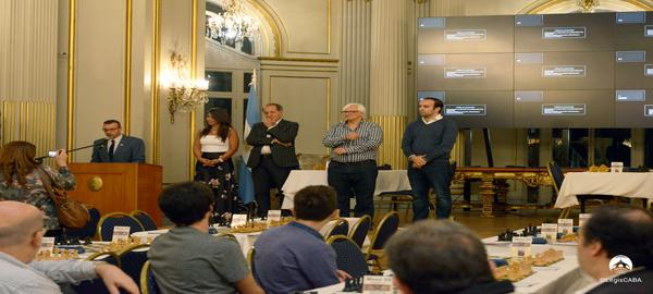 Legislatura Porteña: Comenzó el Torneo de Ajedrez