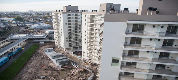 ProCreAr avanza la construcción de viviendas en el sur Porteño