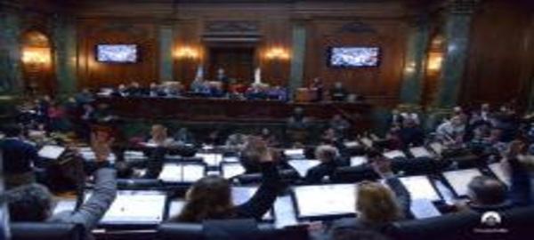 Legislatura Porteña:Compacto de la Sesión del 28 de Junio de 2018