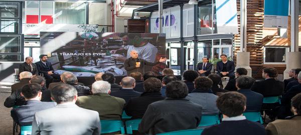 Rodríguez Larreta anunció beneficios para las pequeñas y medianas empresas