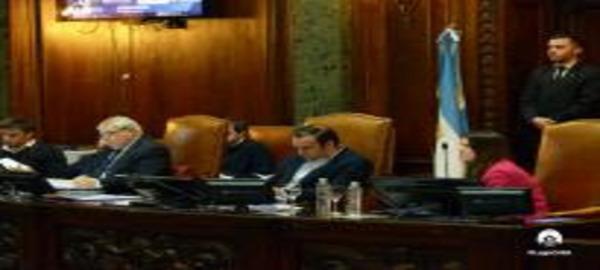 Legislatura Porteña:Compacto de la Sesión del 5 de Julio de 2018