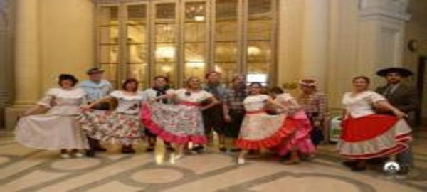 Chamame Patrimonio Cultural del Mercosur en la Legislatura Porteña