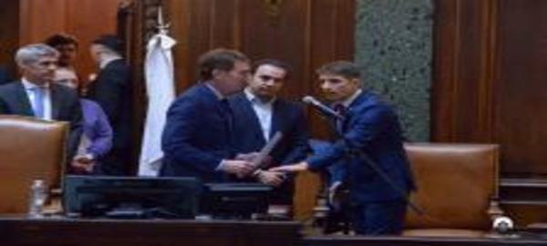 Legislatura Porteña: asumió el Legislador Gonzalo Martín Straface