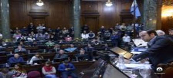 Legislatura Porteña: Compacto