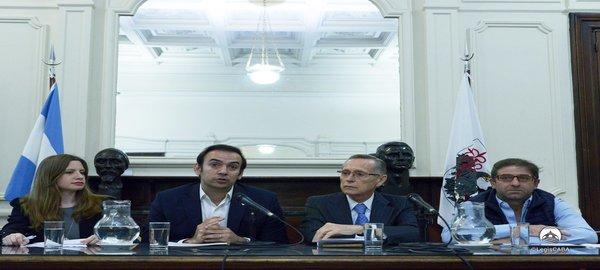 Se lanzó en la Legislatura porteña, junto con el CARI el Programa en Asuntos Internacionales