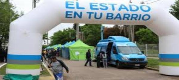 En la Comuna 9  en barrio de Liniers desde el Martes 28 al Viernes 31 el estado en tu barrio