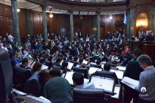 La Legislatura Porteña Aprobo un nuevo Código de Edificación para la Ciudad