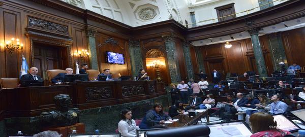 Legislatura Porteña:Sesión Ordinaria del 6 de Septiembre: Se aprobó en primera lectura el nuevo Código Urbanístico  y Nueva Ley de Planeamiento Urbano y mas…