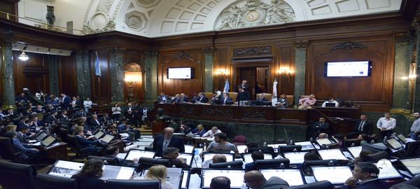 Legislatura Porteña:Compacto de la Sesión Ordinaria del 11 de Octubre de 2018