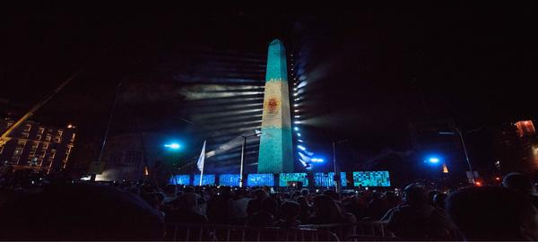 Mas de 250 mil personas asistieron a la ceremonia inaugurallos Juegos Olímpicos de la Juventud