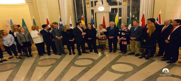 Cerró la Cumbre de Presidentes de Parlamentos del G 20