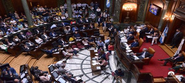 Legislatura Porteña:Compacto de la Sesión Ordinaria del 8 de Noviembre de 2018