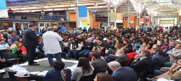 Encuentro Mundial Scholas ORT en la Ciudad